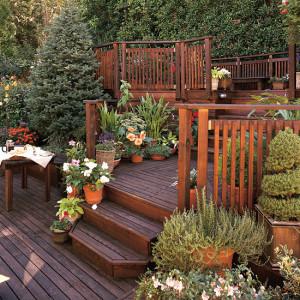 deck rail 2