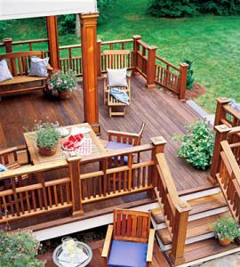 deck rail 3